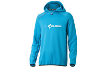 Cube Action Team Hoody blau